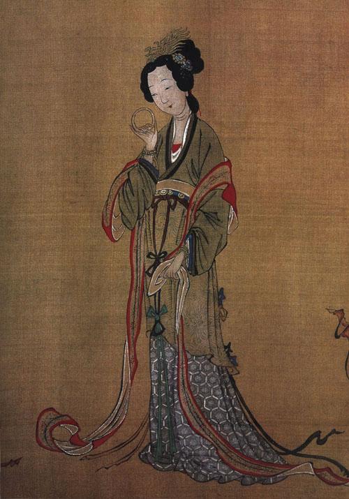 杨太真(杨贵妃)