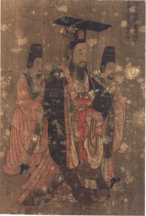 杨坚(隋文帝)