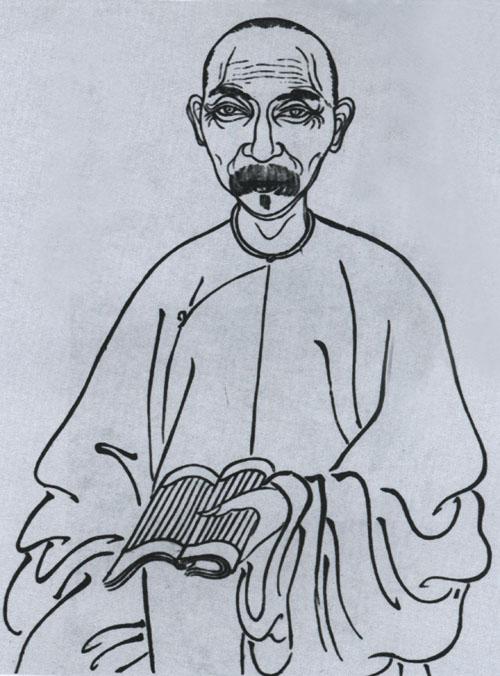 张寿荣(清)ZHANG
