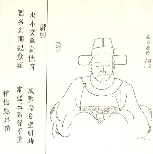 张载(晋)ZHANG