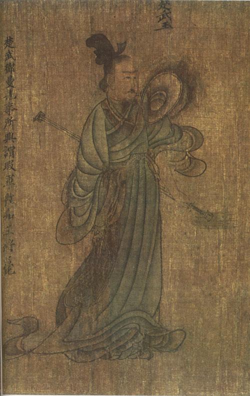 熊通(楚武王)