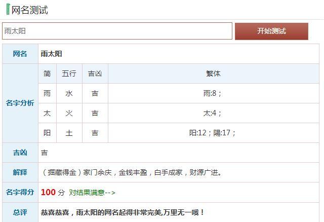 <a href='/wangming/' target='_blank'>网名测试</a>打分,免费在线给QQ、微信、游戏、抖音等网名打分